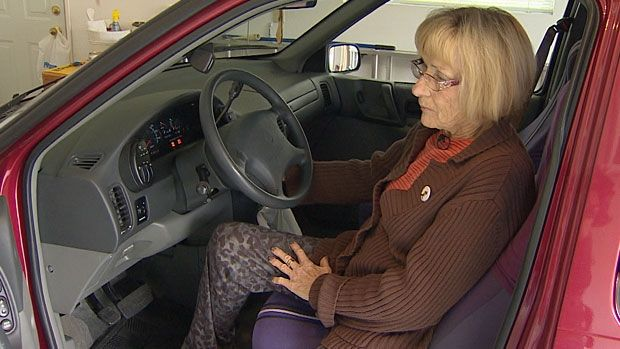 B.C. senior loses driver's licence after miscommunication 84-year-old woman speaks Finnish best, made mistakes in English driving test