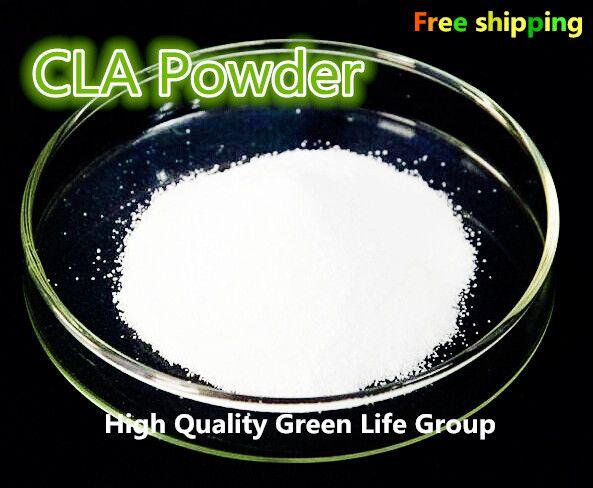 GMP Certified 50g Conjugated Linoleic Acid Powder99% CLA Powder Diet Pills Weight Loss Detox Slim Anti-Oxidant Fat Loss