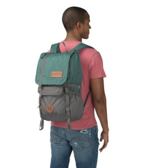 Explore the features of our Hatchet backpack. Available in a variety of colors…