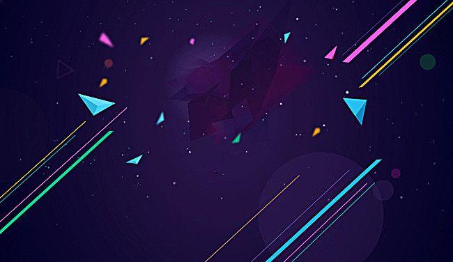 Simple Atmospheric Purple Background In 2019 W