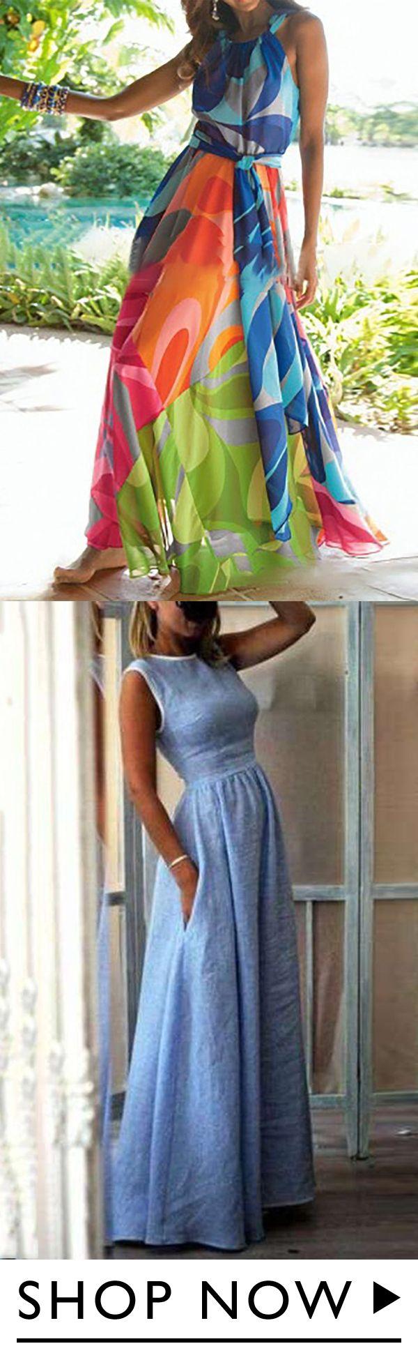 Abiti da donna bohemien