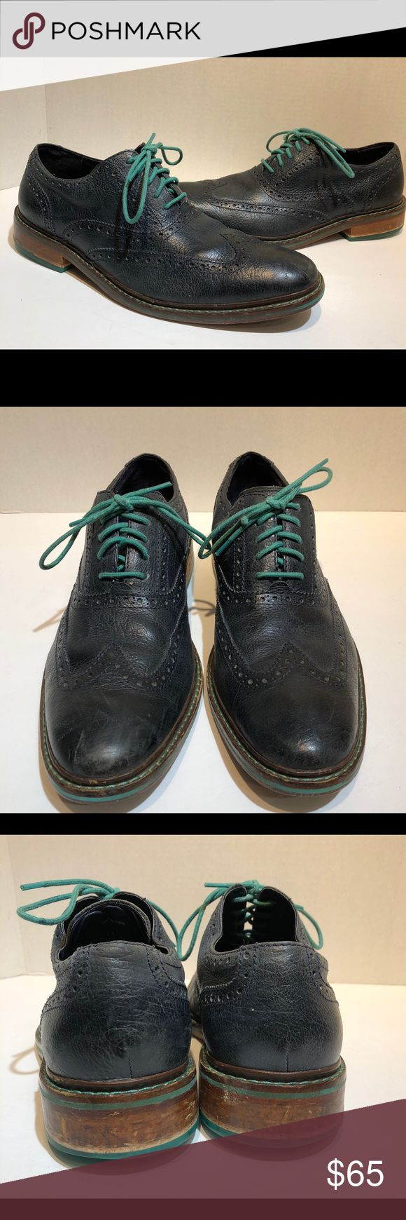 cole haan mens wing tip Oxford shoes Size 11 cole haan mens wing tip Oxford shoes Size 11 M Cole Haan Shoes Oxfords & Derbys