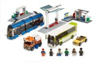 View LEGO instructions for Public Transport Station set number 8404 to help you build these LEGO sets