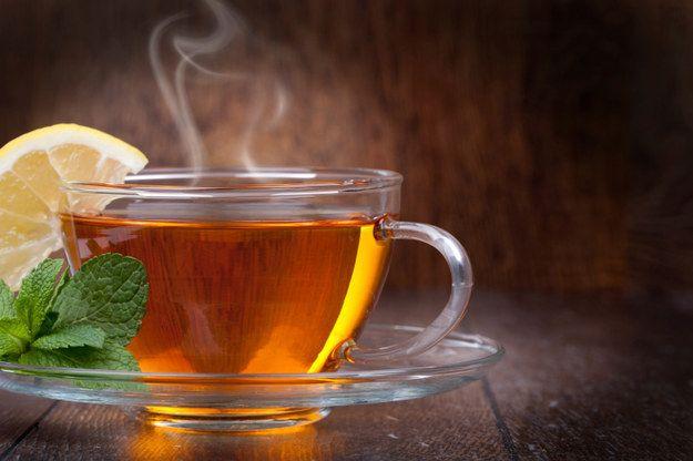 Té de bálsamo de limón. | 28 Tipos de tés e infusiones herbales y sus increíbles beneficios