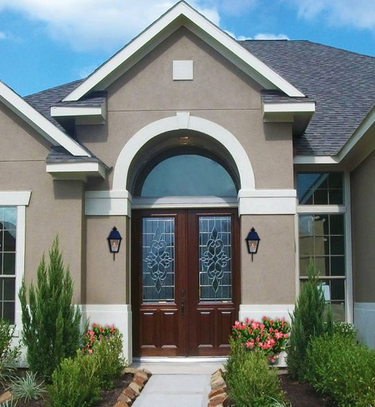 9 best Elegant wood entry doors images on Pinterest | Entry doors ...