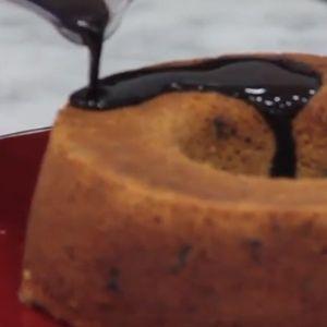 Sicao - Bolo integral de Abóbora com gotas de chocolate