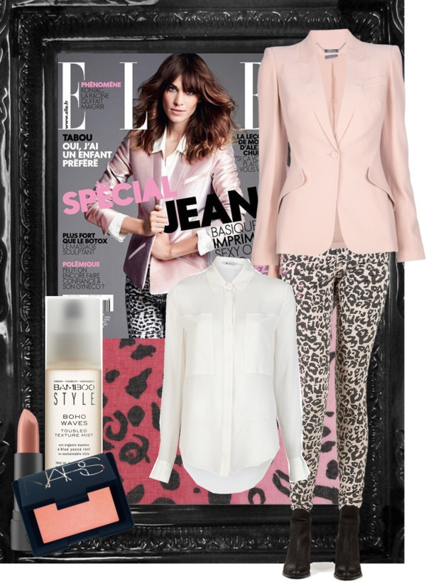 """""""Recreate your favourite april 2013 magazine cover"""" by theacademyofme on Polyvore"""