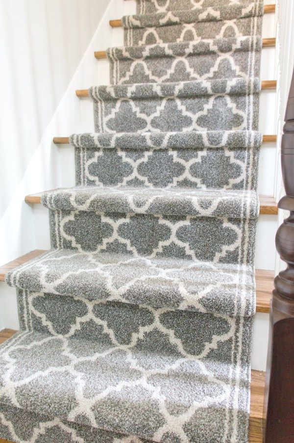 Best Installing A Diy Stair Runner Via Year Of Serendipity 640 x 480