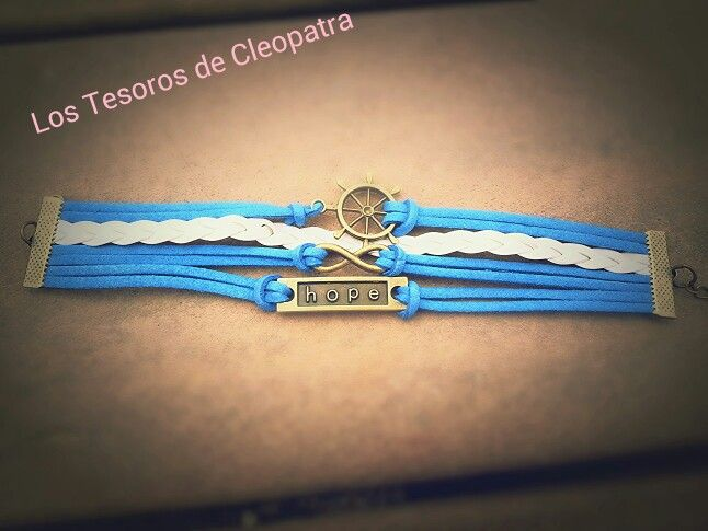 Modelo: Marinero Hope azul