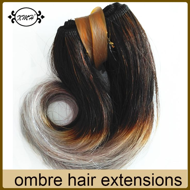 Find More Human Hair Extensions Information about Free Shipping Grade 8A Short Hair Brazilian Weave 10Pcs Black Grey Ombre Hair Extensions Brazilian Virgin Hair Ombre Bundles,High Quality hair turbins,China hair mascara Suppliers, Cheap hair dye grey hair from Juancheng County Xingmao Crafts Co., Ltd. on Aliexpress.com