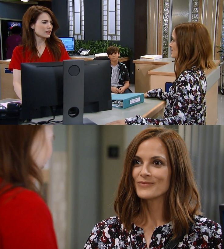 Hayden Barnes: It would be good practice for me. Elizabeth Webber: For what? Hayden Barnes: Whenever, you know, some potential future timeline. I'm not an old maid in all of them. #WebberSisters