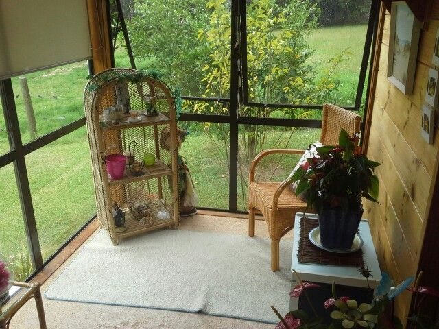 Kragbol's sun room