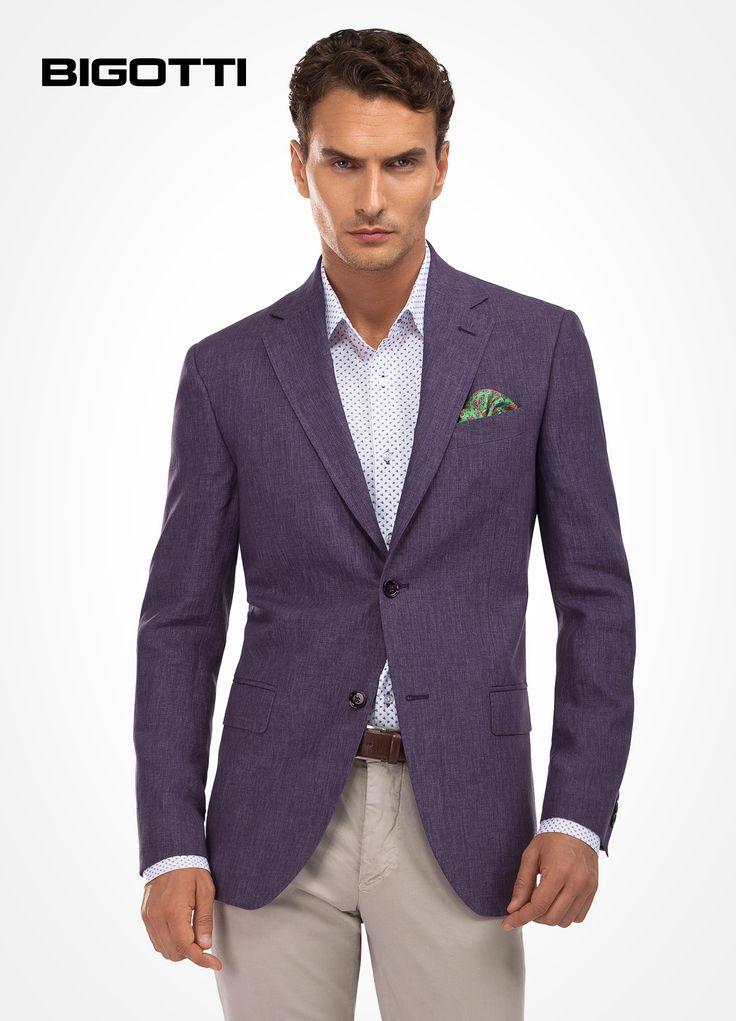 The #linen #blazer - #smart, but #equally #efortless 30% OFF #sale www.bigotti.ro #OOTD #ootdmen #followus #mensfashion #sacou #in #moda #barbati #stilmasculin #Bigottiromania #mensclothing #menswear #mensstyle #fahsiontag
