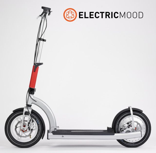 ELECTRICMOOD: The World Smartest Urban E-Scooter | Indiegogo