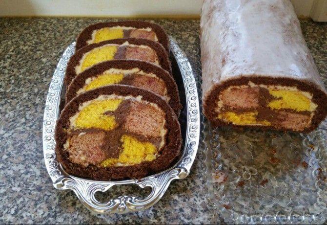 Árvácska sütemény