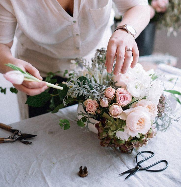 Assez 82 best Mariage DIY : décoration fleurie images on Pinterest  HU12