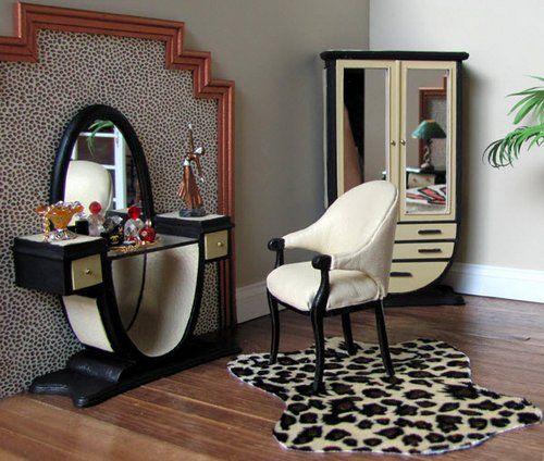 89 Best Art Deco Bedrooms Images On Pinterest