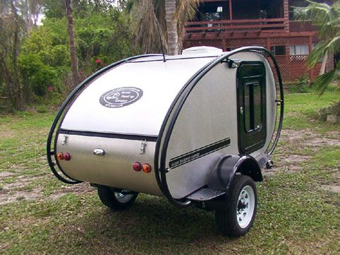 30 best teardrop campers images on Pinterest Teardrop campers