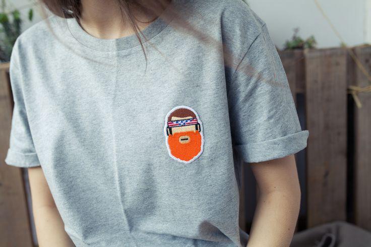 Action Bronson on a T-shirt by lignedixneuf Paris on lokalshirt.com