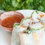 Vietnamese Salad Rolls with Shiso and Tofu (G?i cu?n) � Recipe