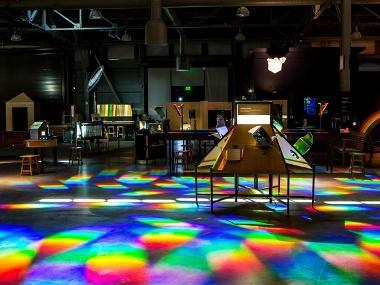 New exploratorium! Yes please!