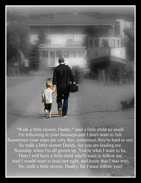 cc8f4c7f10135 Daddy s Footsteps... make it a Father s Day
