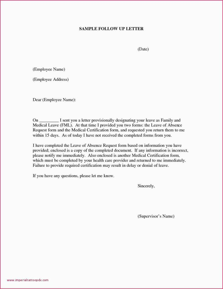 Follow Up Letter Sample Interview Follow Up Letter format