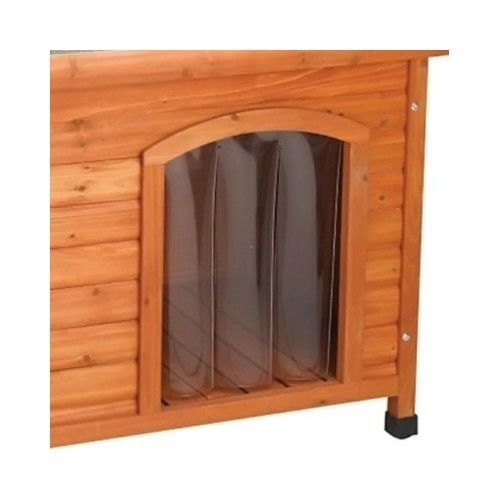 "X Large Ware Premium Plus Dog House Door Flap Weather Resistant 22"" New"