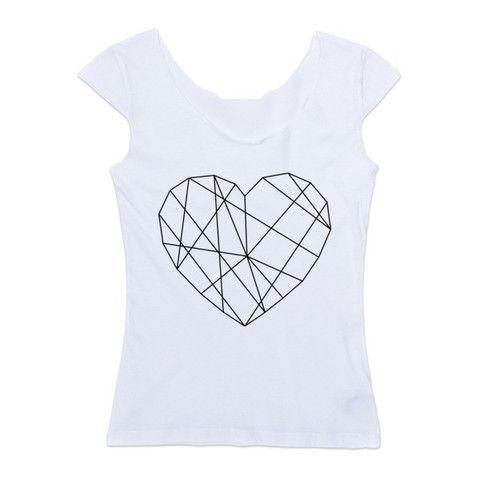 HEART (White - Women)