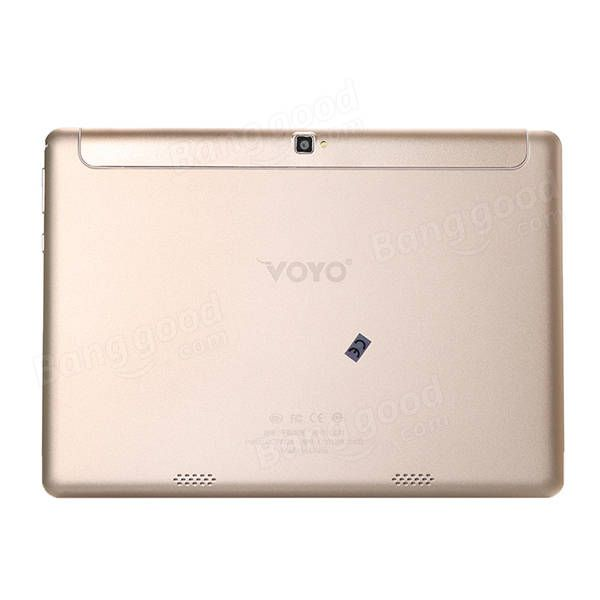 Original Box VOYO Q101 MT6753 Octa Core 10.1 Inch Android 7.0 Dual 4G Tablet PC Sale - Banggood.com