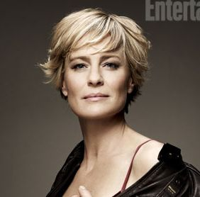 Robin Wright Hair Cut. Debating on whether or not I want to go this short. But I love it!