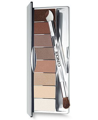 Clinique All About Shadow Nudes Palette - Clinique Makeup - Beauty - Macy's
