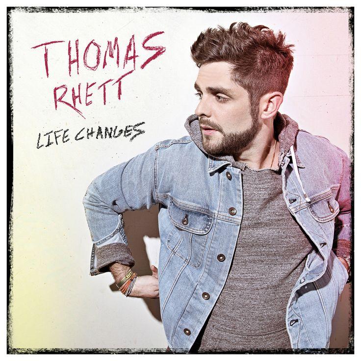 THOMAS RHETT INTRODUCES BOLDEST ALBUM YET – LIFE CHANGES – OUT SEPT. 8 – Vegas24Seven.com