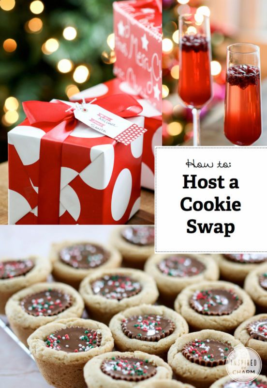 How to Host a Cookie Swap - everything you need to know for hosting a festive and successful Cookie Swap this holiday season.