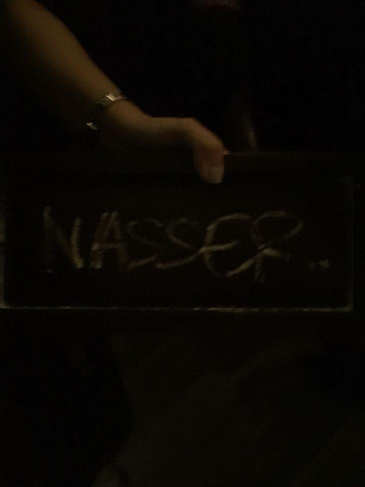 Chalkboard for reservation sign