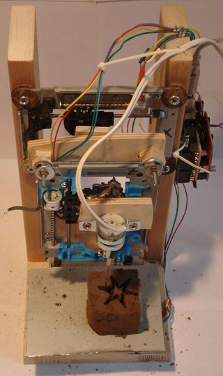 Picture of Small Arduino CNC