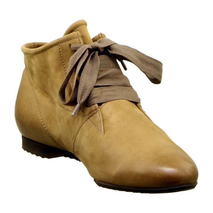 1152-549 - damen-stiefeletten-schnuerstiefeletten - braun von Paul Green im Schuhportal auf schuhe.de