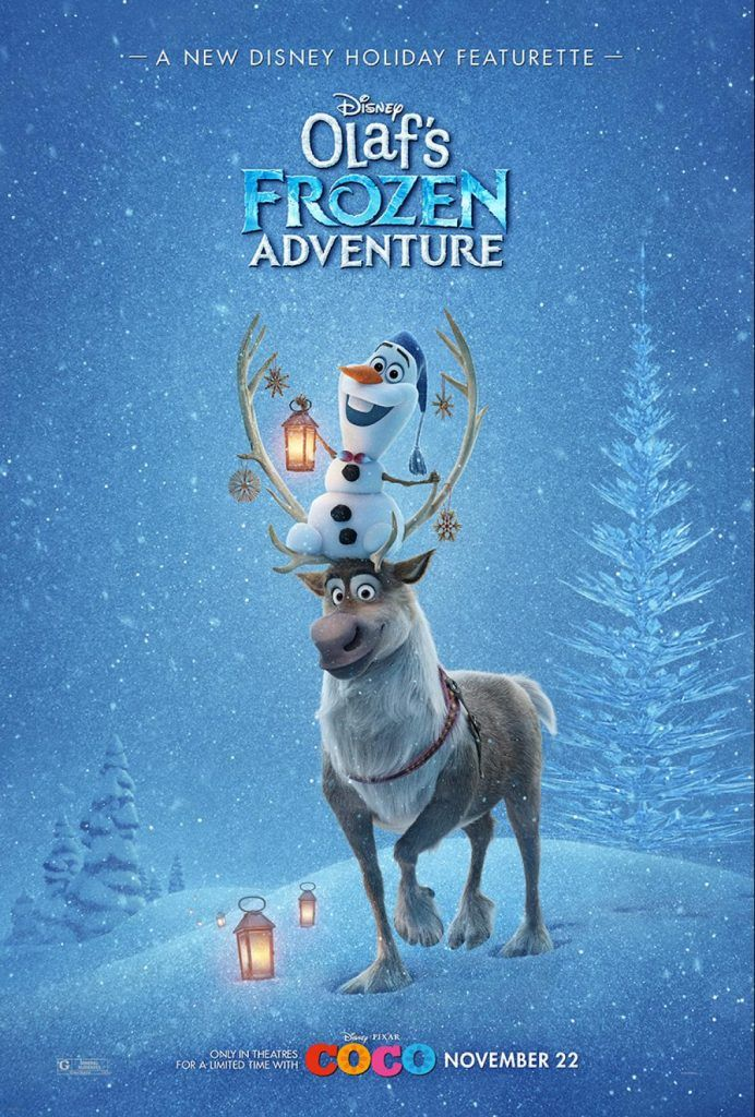 23 best Olaf\'s Frozen Adventure images on Pinterest | Frozen, Olaf ...