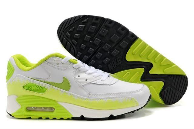 Nike Air Max 90 White Neon