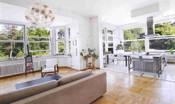 First Republic Villa -  refurbishment, Praha 6