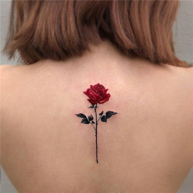 78 Best Small & Simple Tattoos Idea for Women 2019 – #idea #Simple #Small #Tatto…