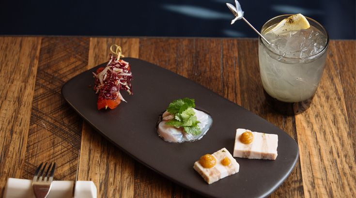 Grey Goose | Saint Crispin Starter | Eat My Words | Photo Tim Grey