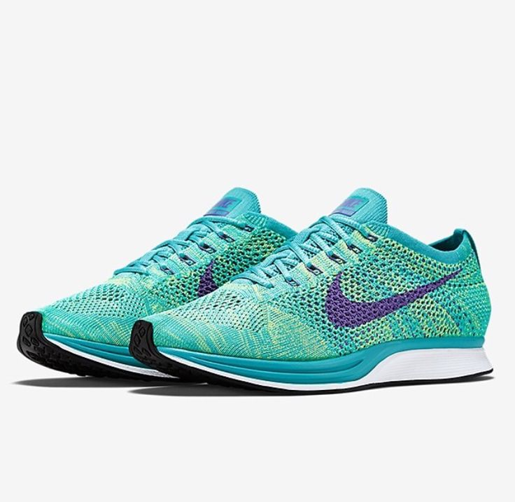 Simple love - Nike Flyknit | green sneakers shoes runners fitspiration  muscle strength fitness health food