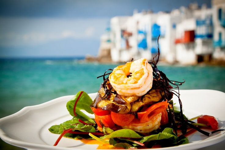 #Mykonos #Catering Services strongly suggests in having some fresh fish and seafood tastes in your event menu! #Greece