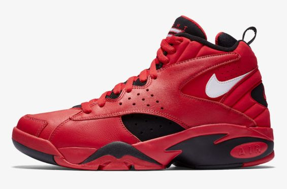 cheap for discount 8fa67 1a8cc The Nike Air Maestro II Trifecta Pays Homage To Scottie Pippens 1993  Finals Triple Double
