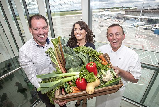 New Dublin Airport restaurant serves up 80 new jobs