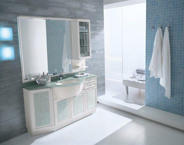 migliori idee su Arredo Bagno Verde su Pinterest  Decorazione bagno ...