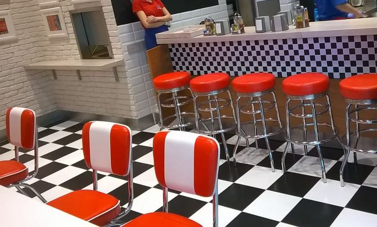 American Diner Style