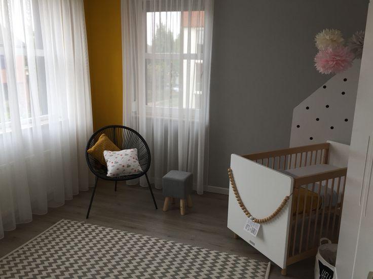 Babykamer Ideeen Grijs En Roze : ... Grijs Babykamers op Pinterest ...