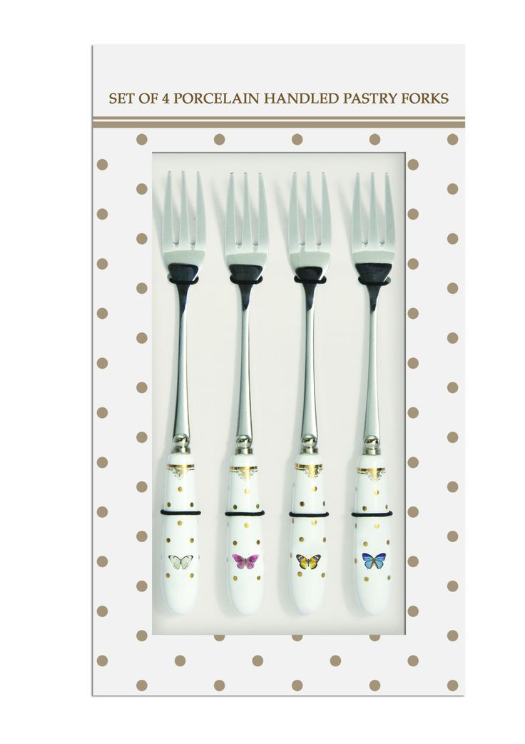 Wonderful #forks will be perfect for fairy #party! || #set #gift #giftidea